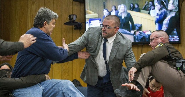 Dad who tried to attack Nassar doesn't want donations