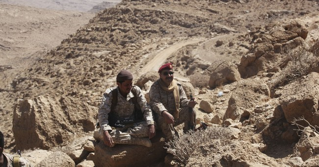 Outside Yemen's rebel-held capital, stalemated war rages on