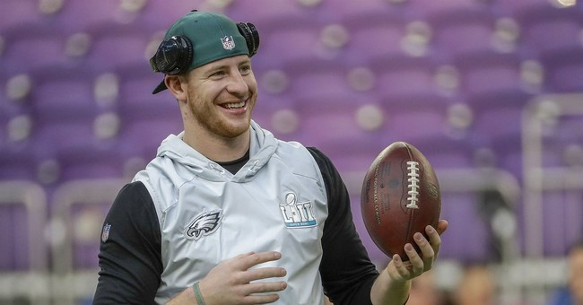 Rings abound: Eagles QB Wentz gets engaged in Kentucky