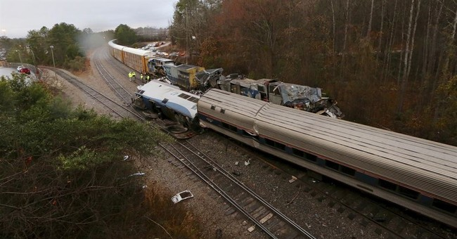 The Latest: Safety system install had signals out in crash