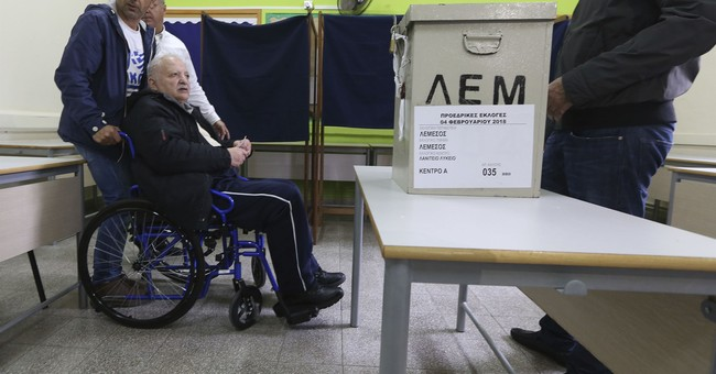 The Latest: Challenger concedes Cyprus presidential race