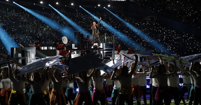 Review: Jam-packed Timberlake halftime show fails to dazzle