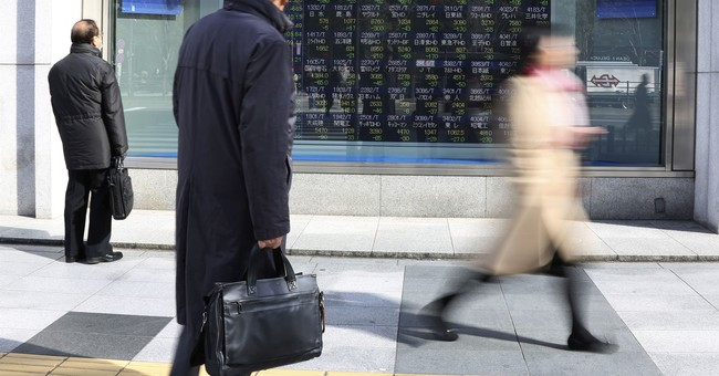 Global stocks take another beating on US bond yield concerns