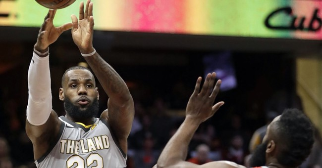 Rockets embarrass LeBron, disconnected Cavs 120-88
