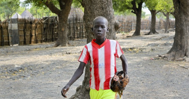 Child abductions rise amid South Sudan's grinding civil war