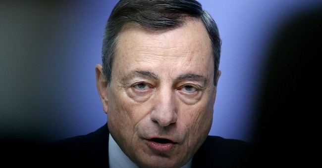 Draghi: too early to call time on money-printing stimulus