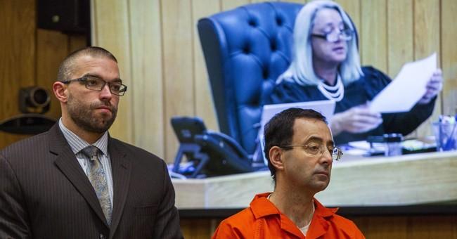 Gymnastics doctor scandal goes beyond prison sentences