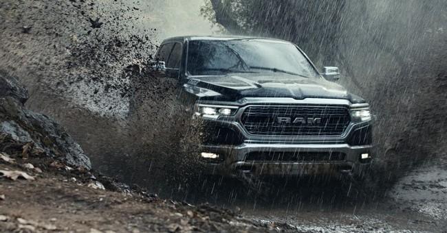 Ram truck ad using MLK speech draws backlash