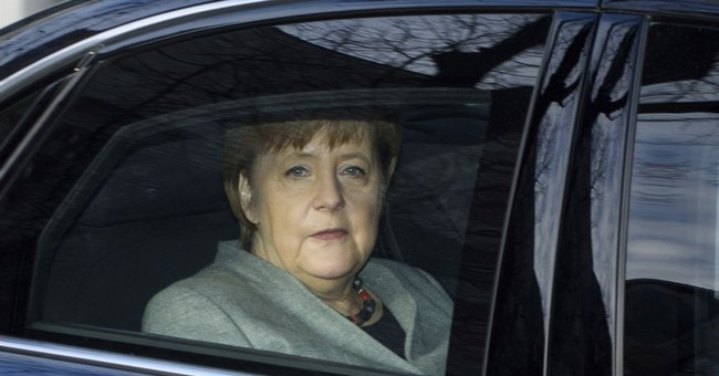 German forge ahead with talks on new coalition government
