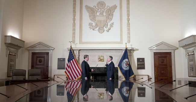 Powell sworn in as 16th chairman of Federal Reserve