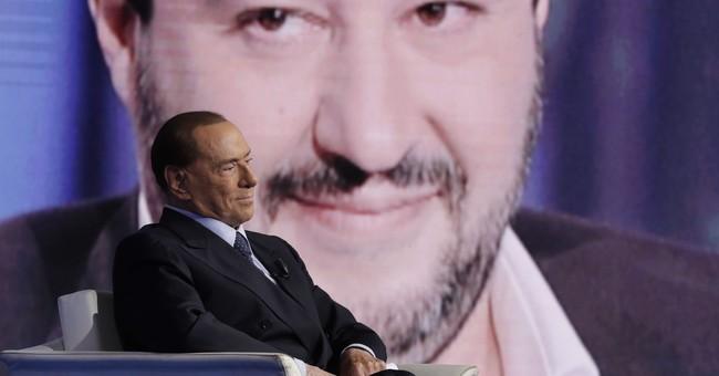 "Italy's Berlusconi: 600,000 migrants ""ready"" to commit crime"