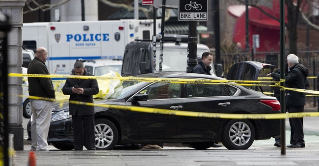 Police say man shoots himself fatally outside NY City Hall
