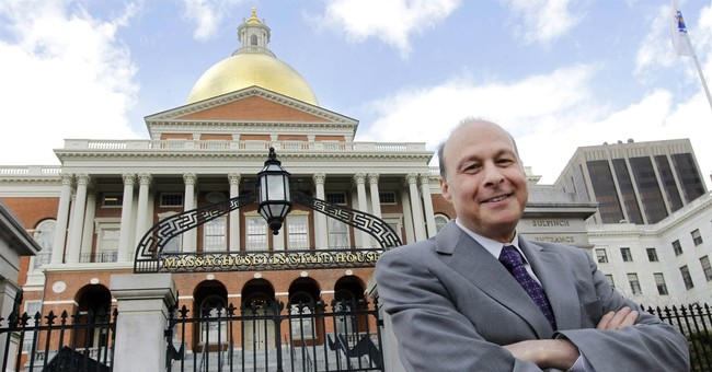 Governor troubled by reports on embattled state Senate boss