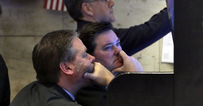 Investors reacquaint themselves with turmoil in the markets