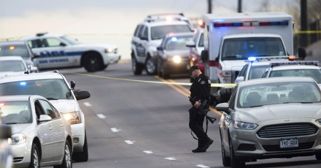 The Latest: Colorado deputy expected to recover from gunshot