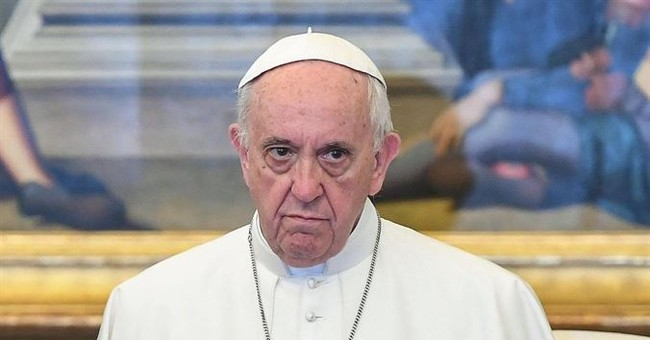 The Latest: U.S. group criticizes pope over victim letter