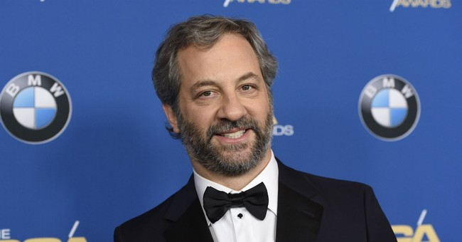 Some press blocked from hearing Judd Apatow's DGA remarks