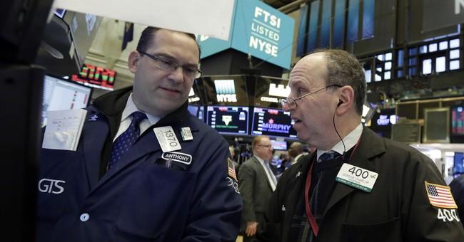 Stock drop rattles investors after long market run-up