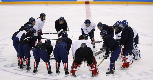 Linguistic divide poses problem to Korea Olympic hockey team