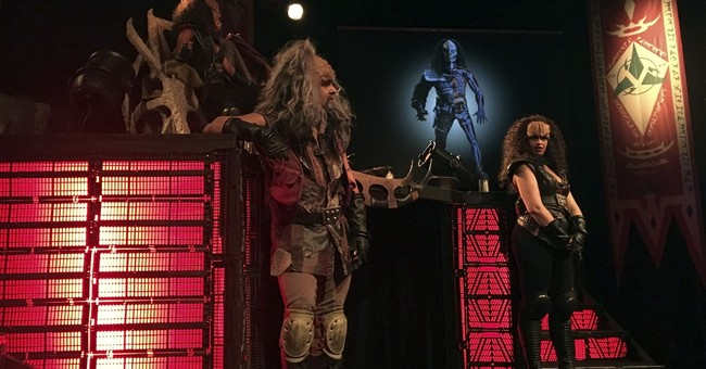Brush up on your Klingon for a new vacation hotspot
