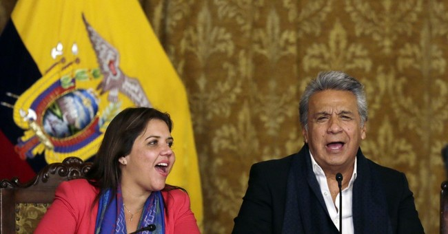 Ecuador referendum boosts president in battle with ex-mentor