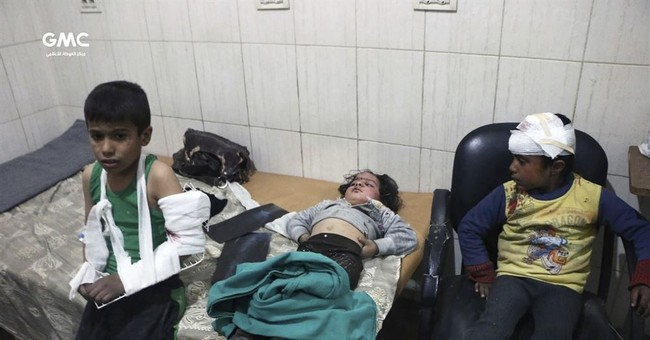 Bloody 24 hours as Syria, Russia escalate punishing attacks