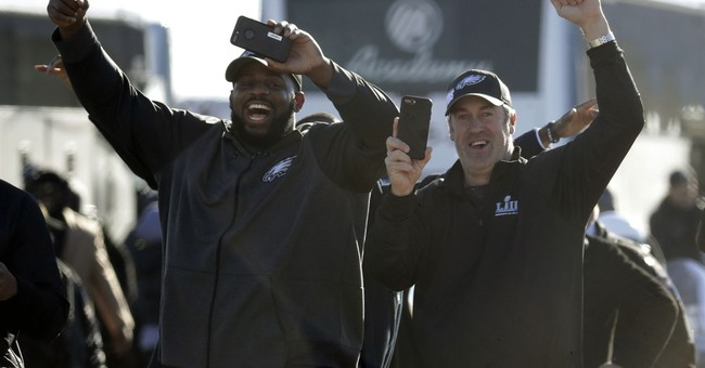 Jenkins, Long among Eagles players saying they'll skip White House visit