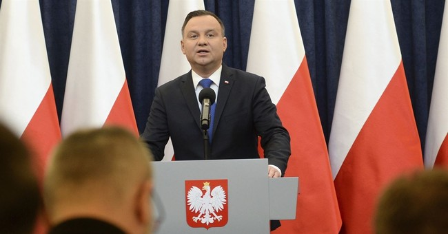 The Latest: Yad Vashem fears Polish law may distort history