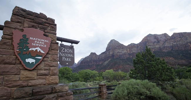 Teen girl dies in fall from cliff hike at Zion National Park
