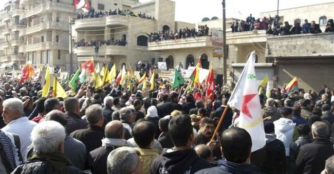Death toll rises amid relentless Syrian air raids: 10 killed