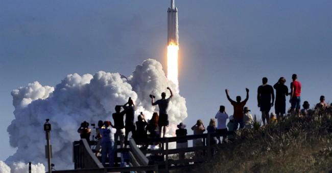 SpaceX launch called 'awesome,' 'monumental,' 'incredible'