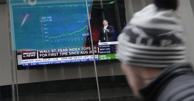Why are investors so jittery? Stocks look expensive