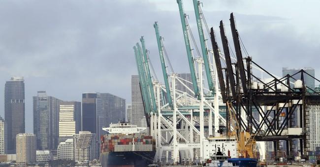 Despite Trump's tough talk, trade gap widens to 9-year high