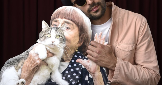Agnes Varda is happy, but not proud, of her Oscar nomination