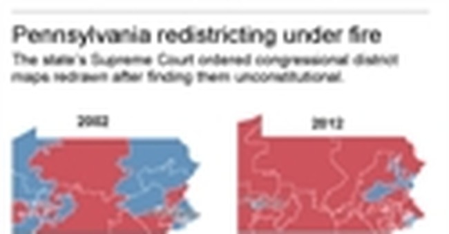 Pennsylvania redistricting decision gives Democrats a boost