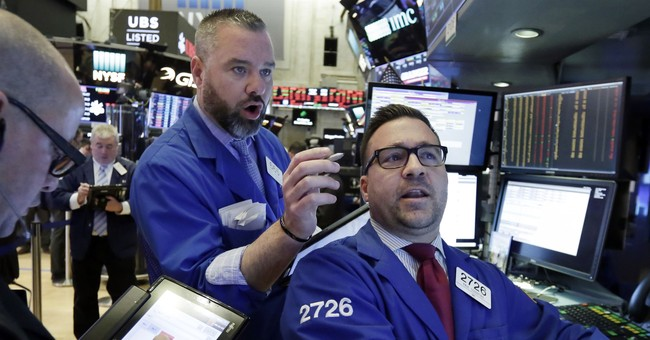 Down, then up: Stock market goes on another wild ride