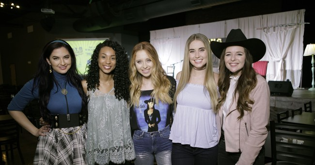 "Female songwriters in Nashville say ""Time's Up"""