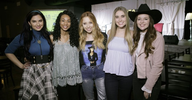"""Female songwriters in Nashville say """"Time's Up"""""""