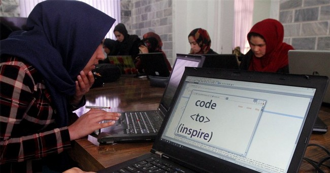 First Afghan female coders bring it on: Fight against Opium