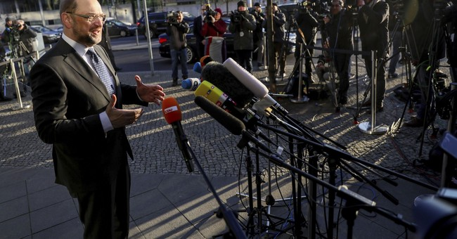 Talks on new German government enter final stretch