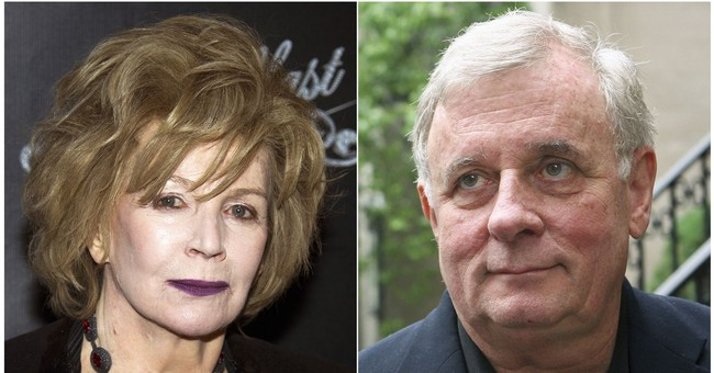 Edmund White, Edna O'Brien receive PEN literary awards