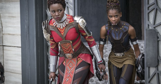 Review: 'Black Panther' is dazzling grand-scale filmmaking