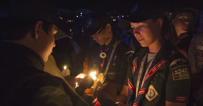 More Boy Scout camps will be open to girls this summer