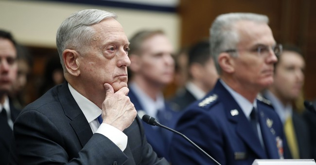 Mattis: Proposed nuke missile is a bargaining chip