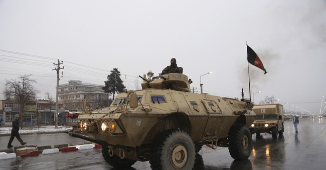 2 Afghan generals fired, to stand trial over academy assault