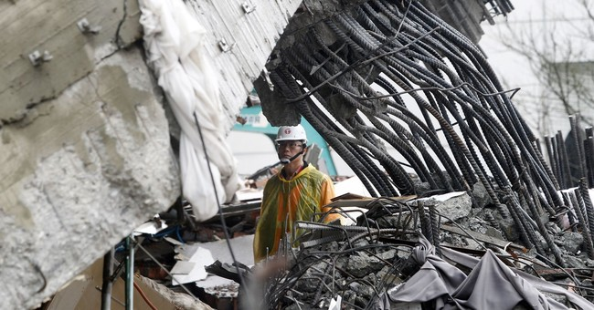 Rescuers comb Taiwan quake rubble for remaining 7 missing
