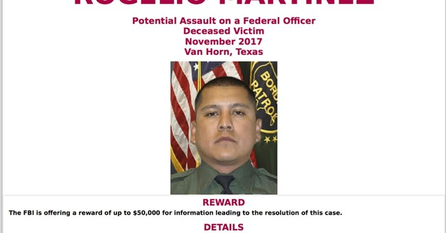 FBI: No evidence of attack in Border Patrol agent's death