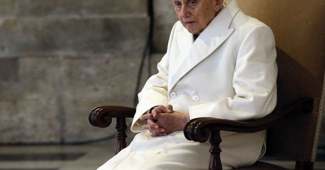 Pope Benedict 5 years on: weaker, but 'on a pilgrimage home'