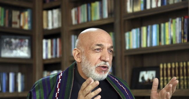 Former Afghan leader urges sanctions on Pakistan officials
