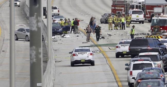 Deputy fatally shoots homicide suspect on Florida interstate